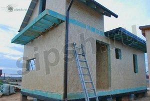 Завод сип-панелей в Туле