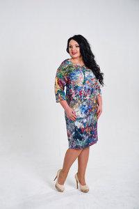 """Платья больших размеров в магазинах """"Козетта"""" в Череповце"""