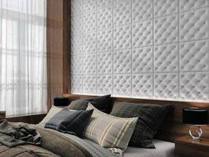 Кожаные стеновые 3Д панели — универсальное решение для отделки!
