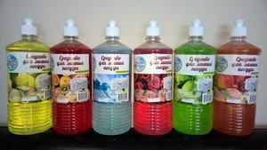 Бытовая химия в Новокузнецке от производителя: низкие цены, большой ассортимент