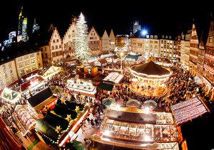💥ТОП-5 самых красивых рождественских туров в Европу