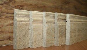 Купить плинтуса напольные из качественной древесины