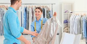 Услуги по химчистке одежды в Вологде