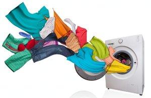 Заказать стирку одежды в прачечной в Вологде