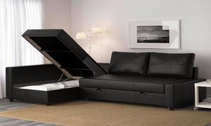 Угловой диван IKEA Фрихетэн