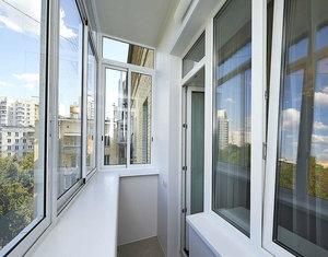 Застеклить балкон в Котласе