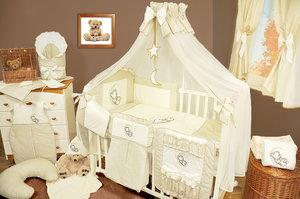 Выбирайте набор в кроватку для новорожденных