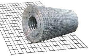 Сетка для армирования бетона и фиброволокно в компании «100 пудов»: доступная цена, удобная доставка!