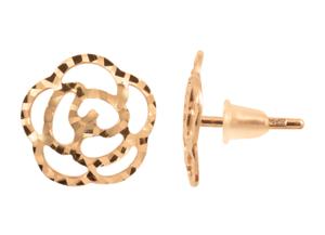 Выбираем золотые серьги. Какой вид застежки выбрать?
