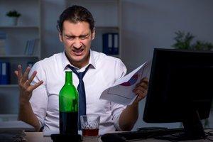 Причины возникновения алкогольной зависимости