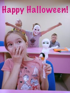 Праздник Halloween прошёл!