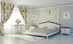 Особенности выбора мебели для спальни в стиле Прованс