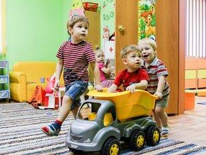 Записаться в частный детский сад в Вологде