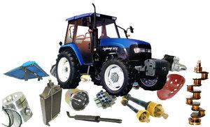 Качественные запчасти для тракторов