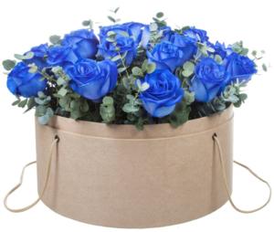 Цветы в коробках в Череповце