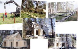 Строительство домов по канадской технологии в Туле