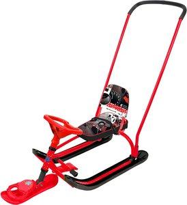 НОВИНКА ЭТОГО ГОДА!!! Снегокат Twiny2 (арт. TW2) специально разработан для детей в возрасте от 1, 5 лет с родительской ручкой-толкателем.