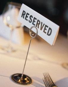 Теперь вы можете забронировать столик в «ПОДОРОЖНИКе»! Новая услуга для всех!