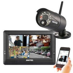 Купить готовую систему видеонаблюдения для охраны территории