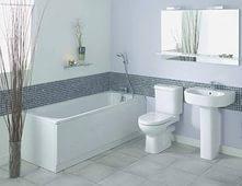 Выбор ванны, умывальника и унитаза