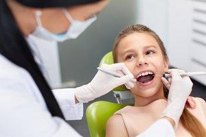 Детский зубной врач. Запишитесь онлайн!