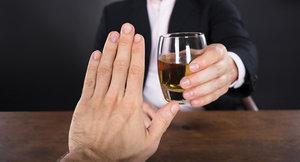 Отказ от алкоголя - правильное решение!