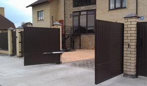 Автоматика для ворот в Череповце и Череповецком районе