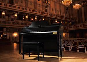 Новые гибридные фортепиано от CASIO с деревянной клавиатурой