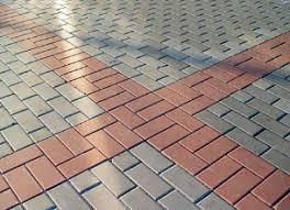 Тротуарная плитка в Орске по привлекательной цене
