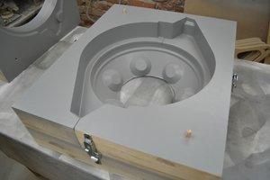 Разработка модельной оснастки в Вологде