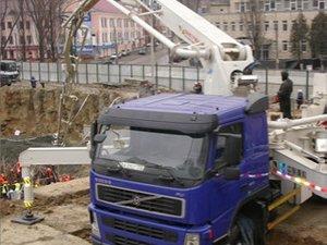 Легкий и тяжелый бетон - особенности материала и сферы применения