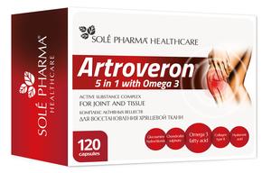 Уникальный комплекс для восстановления суставов Артроверон