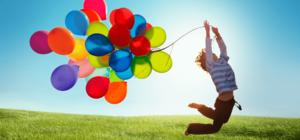 Яркие и красивые воздушные шары