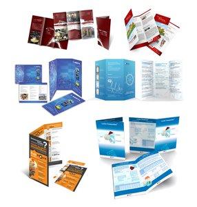 Изготовим рекламный буклет для Вашей компании