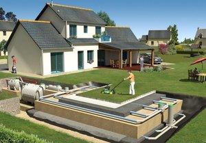Обустройство канализации в загородном доме