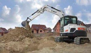 Возможности строительной техники фирмы Bobcat