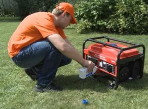 Поможем подобрать топливо для генератора