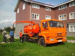 Ассенизаторская машина Вологда