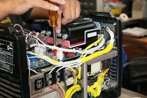 Особенности ремонта инверторных сварочных аппаратов