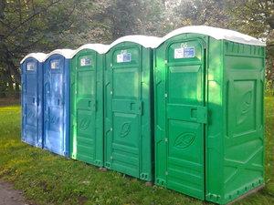 Аренда туалетных кабинок на любой срок
