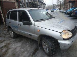 Аукцион на продажу автомобиля Chevrolet Niva 212300 бывшего в употреблении
