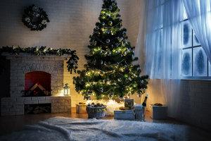 Готовимся к новому году: искусственные елки в ассортименте по доступной цене!