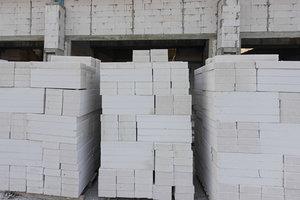 Достоинства пеноблоков в строительстве