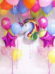 Сет из воздушных шаров на детский праздник купить заказать в Череповце