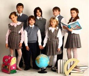 Школьная форма для мальчиков и девочек в Туле