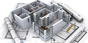 Проектирование и строительство новых сооружений