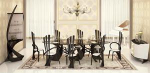 Столы обеденные и другая качественная мебель от компании Актуальный дизайн!