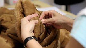 В «Аква клин» появилась услуга по ремонту и перешиву шуб и текстиля!