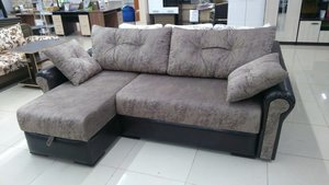 Мягкий и удобный диван
