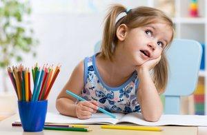 Обучение детей технике рисования